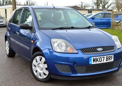 ford fiesta 1.6 style 5dr