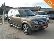 used 2014 land rover discovery 3.0 sdv6 hse luxury 5d 255 bhp 4x4 7 seater suv automatic in sandbach