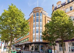 2 bedroom flat for sale in post office road, bournemouth, bh1