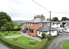 7 bed property for sale in welshpool, powys, sy21 0ae