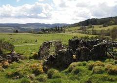 building plot, the old post office, abriachan iv3, land for sale - 44876917 primelocation
