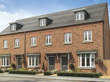 3 bed terraced house for sale in cheshire golden triangle, cheshire