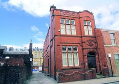property for sale in silverwell street, bolton town centre. large office with parking